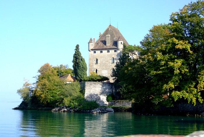 Entre castelos e vinhos