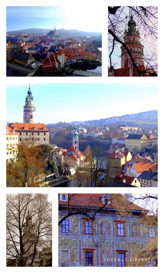 Český Krumlov, República Tcheca