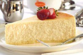 08-Cheesecake Junior's planin Gourmet Viajante