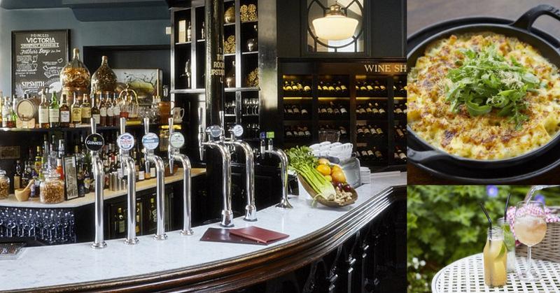 Um dos melhores pubs de Londres