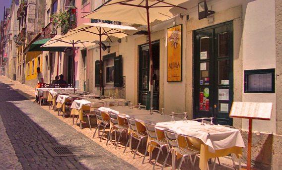 Wine bars em Lisboa 3 Chiado e Bairro Alto