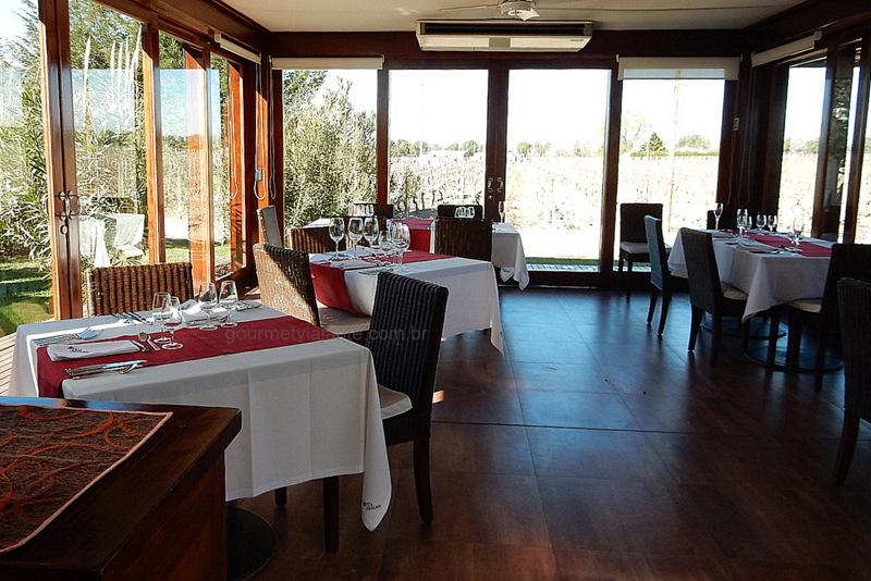 Experiência gastronômica em Mendoza   Ruca Malen