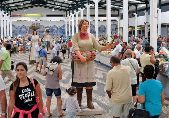 Mercados de Lisboa, por Vítor Sobral