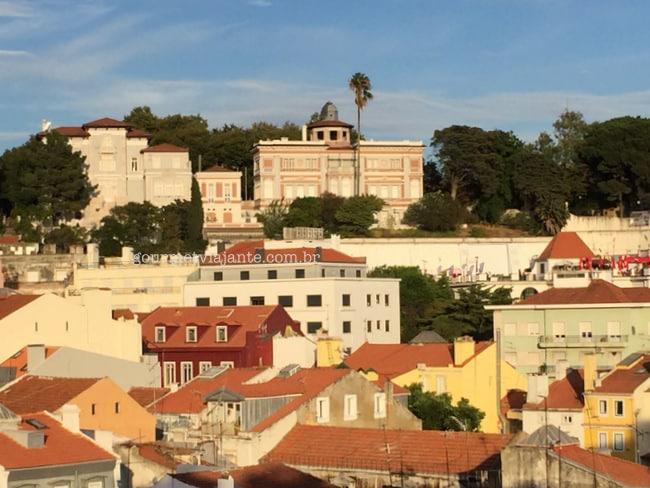 O ultracharmoso Valverde Hotel, em Lisboa