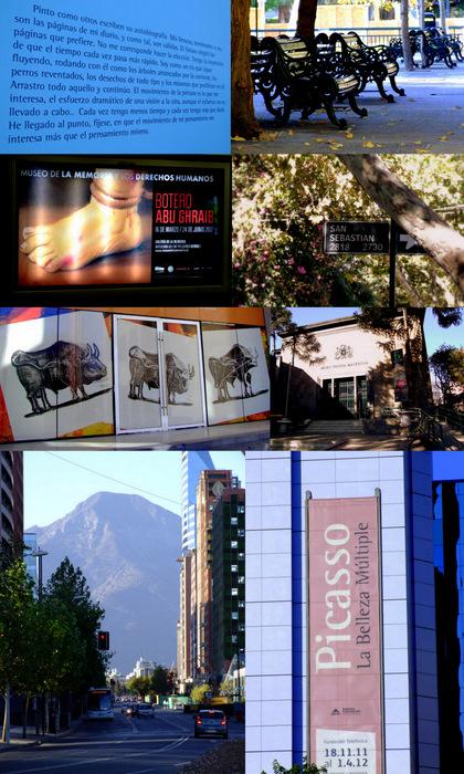 Restaurantes em Santiago