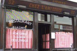 frango assado no L'Ami Louis