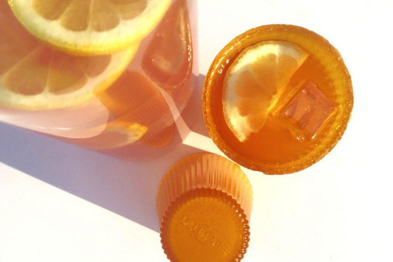 Copos limonada