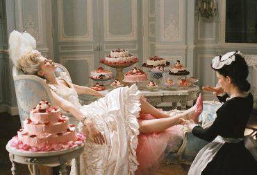 Maria Antonieta e os doces