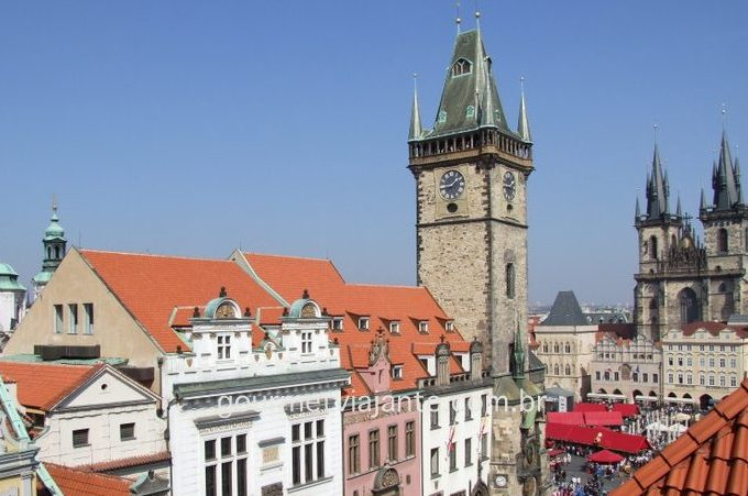 Praga, a capital tcheca