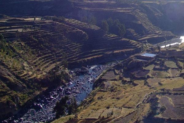 Las Casitas del Colca, Peru