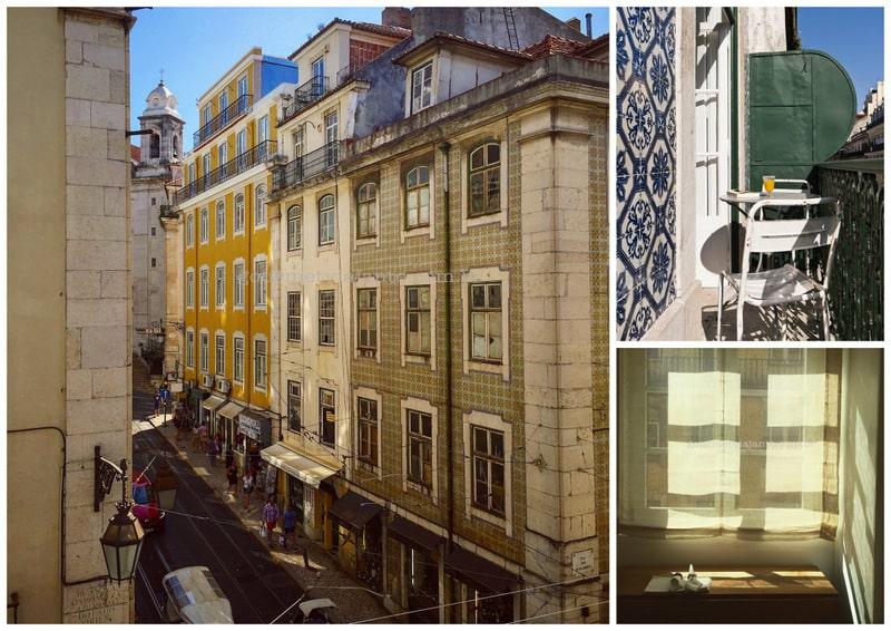 A deliciosa Baixa House em Lisboa