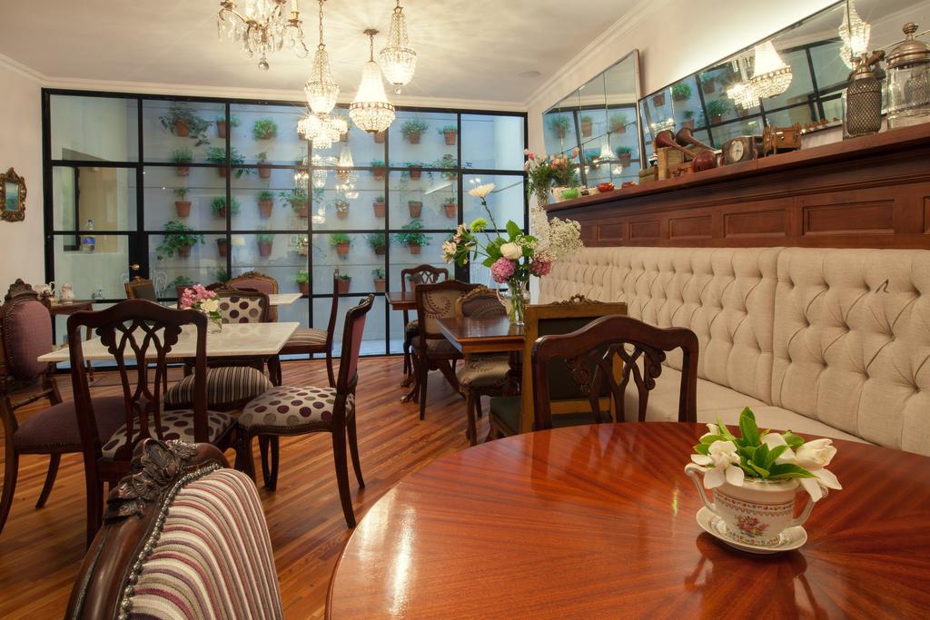 Boutique hotel no centro de Montevidéu: Alma Histórica