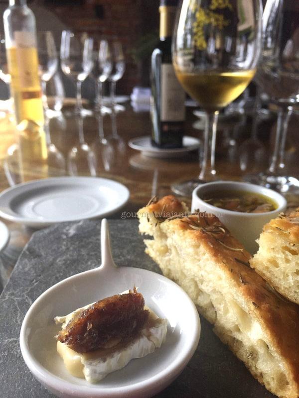 Visita à vinícola Juanicó, Uruguai