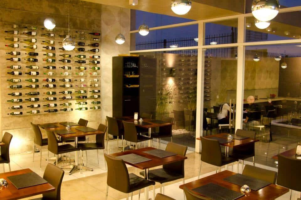 My Suites, hotel temático de vinhos em Montevidéu