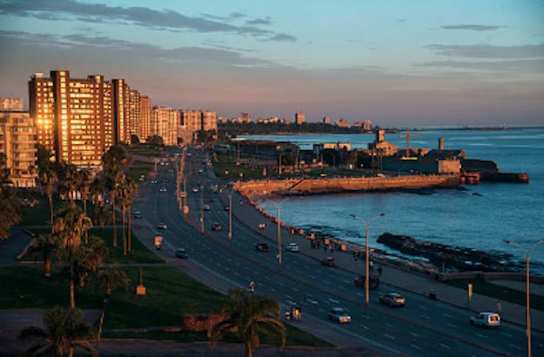 Smart Hotel: ótimo custo-benefício em Montevidéu