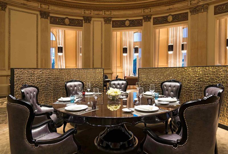 Jantar no Sofitel Casino Carrasco Montevideo
