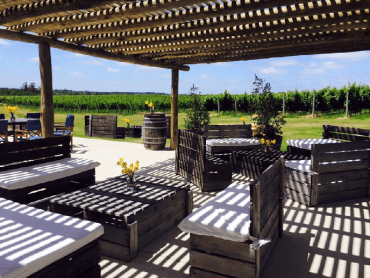 Visita à vinícola Artesana Uruguai