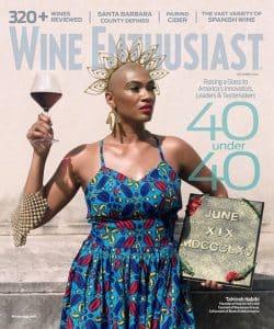 Profissionais negros no mercado do vinho