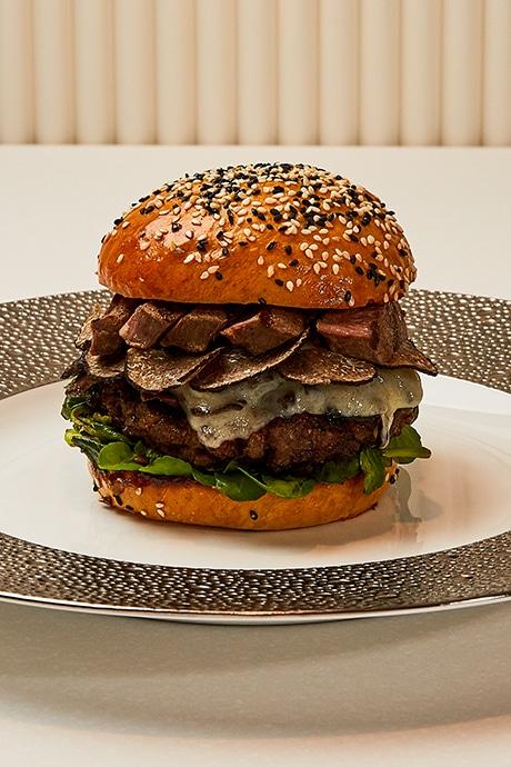 O hambúrguer de carne perfeito por Gordon Ramsay