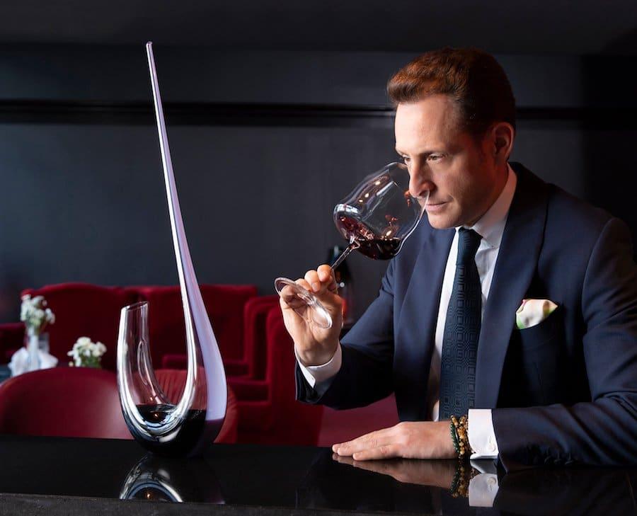 Taças Winewings da Riedel: uma taça para cada variedade