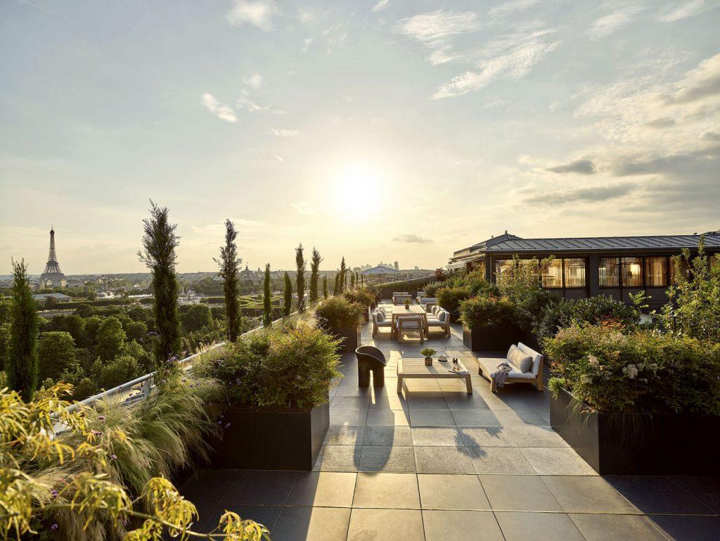 Le Meurice, um dos melhores hotéis de Paris
