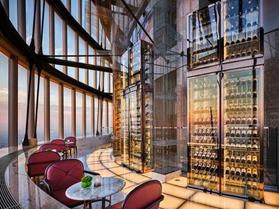 J Hotel Shanghai Tower o hotel mais alto do mundo