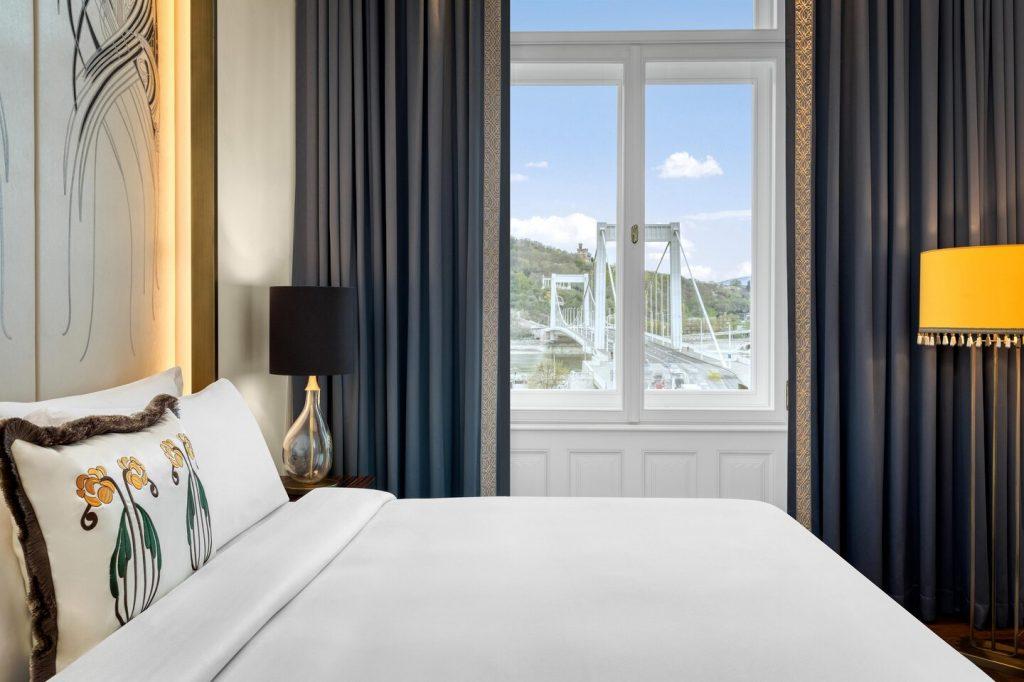 Palácio é convertido em hotel de luxo em Budapeste
